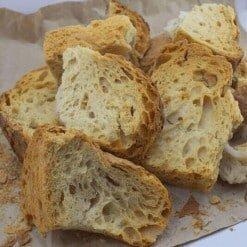 Gümüşhane'den Kurutulmuş Kürtün Araköy Köy Ekmeği